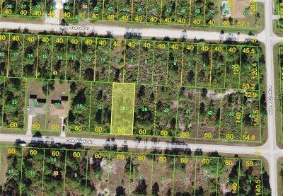 Punta Gorda Residential Lots & Land For Sale: 27348 Chinquapin Drive