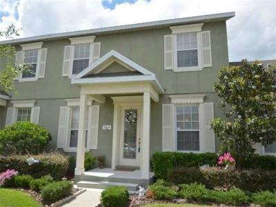 Orlando Townhouse For Sale: 3814 Cleary Way