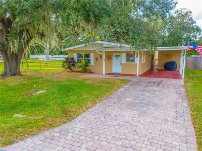 Ellenton Single Family Home For Sale: 719 45th Avenue E