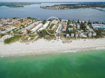 Bradenton Beach Condo For Sale: 1325 Gulf Drive N #228