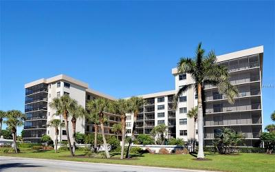 Sarasota Condo For Sale: 1001 Benjamin Franklin Drive #201