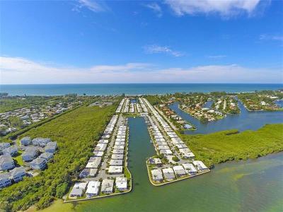 Longboat Key Villa For Sale: 667 El Centro