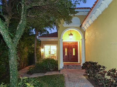 Sarasota, Naples Single Family Home For Sale: 323 S Washington Drive