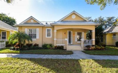 Osprey Single Family Home For Sale: 583 Meadow Sweet Circle