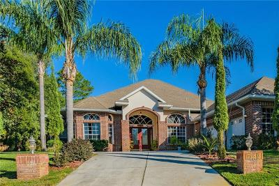 Weeki Wachee Single Family Home For Sale: 7259 Sylvan Glade Court