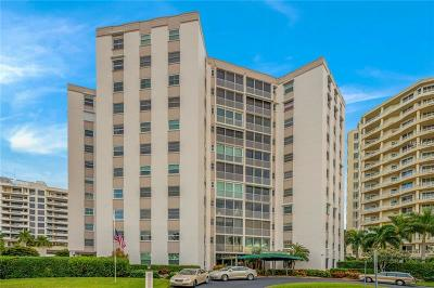Sarasota Condo For Sale: 435 S Gulfstream Avenue #505