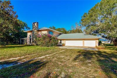Sarasota Single Family Home For Sale: 15101 Rawls Road