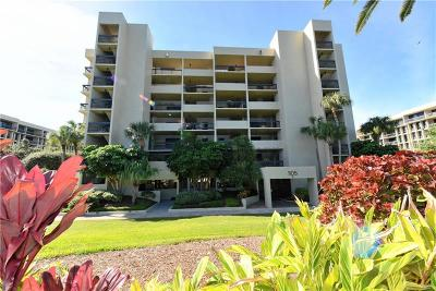 Longboat Key Condo For Sale: 1105 Gulf Of Mexico Drive #203