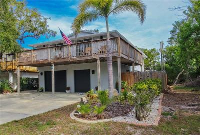 Holmes Beach FL Single Family Home For Sale: $729,900
