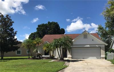 Bradenton Single Family Home For Sale: 612 49th Street E