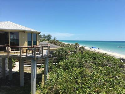 Boca Grande, Englewood Single Family Home For Sale: 2520 N Beach Road