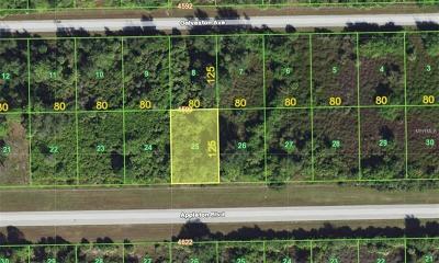 Port Charlotte Residential Lots & Land For Sale: 13282 Appleton Boulevard