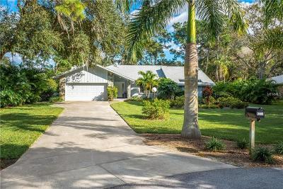 Sarasota Single Family Home For Sale: 4711 Placid Circle