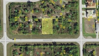Port Charlotte Residential Lots & Land For Sale: 14012 Appleton Boulevard
