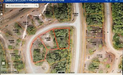 North Port Residential Lots & Land For Sale: Peale Circle