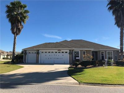 The Villages Single Family Home For Sale: 1242 Westmoreland Loop
