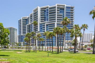 Sarasota Condo For Sale: 1155 N Gulfstream Avenue #208