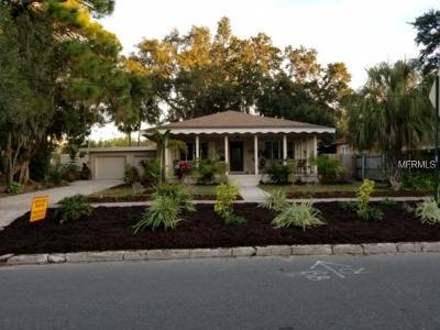 Sarasota Single Family Home For Sale: 1245 14th Street
