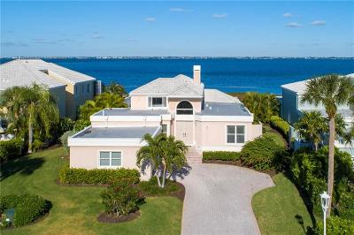 Longboat Key Single Family Home For Sale: 3488 Mistletoe Lane