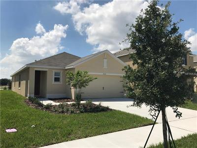Single Family Home For Sale: 7726 Tuscan Bay Circle
