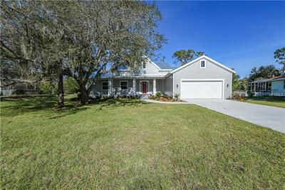 Bradenton Single Family Home For Sale: 13406 2nd Avenue NE