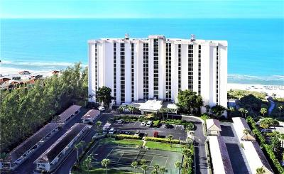 Longboat Key Condo For Sale: 2425 Gulf Of Mexico Drive #14D