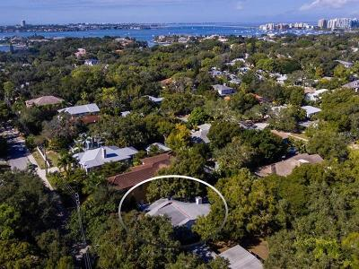 Sarasota Single Family Home For Sale: 1747 Hyde Park Street