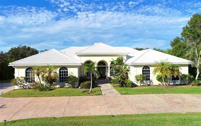 Sarasota Single Family Home For Sale: 3639 Beneva Oaks Boulevard