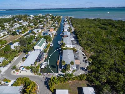 Longboat Key Condo For Sale: 701 Saint Judes Drive S #1