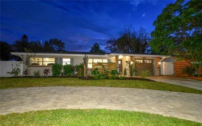 Sarasota Single Family Home For Sale: 2434 Valencia Drive