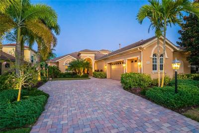 Lakewood Ranch Single Family Home For Sale: 7021 Brier Creek Court