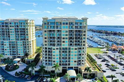 Palmetto Condo For Sale: 130 Riviera Dunes Way #704