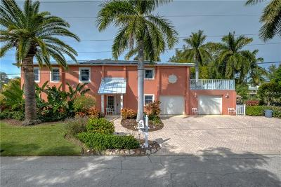 Longboat Key Single Family Home For Sale: 761 Tarawitt Drive