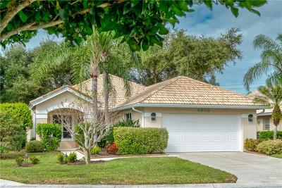 Sarasota Single Family Home For Sale: 4600 Deer Trail Boulevard