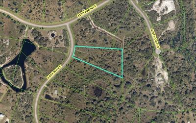 Myakka City Residential Lots & Land For Sale: 39815 E 20th Place