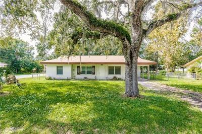 Bradenton Single Family Home For Sale: 5816 12th Street E