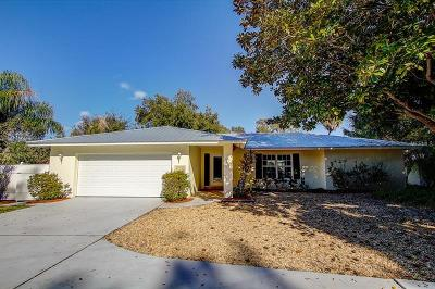 Sarasota Single Family Home For Sale: 405 Magellan Drive
