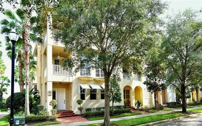 Tampa Townhouse For Sale: 6030 Printery Street #101