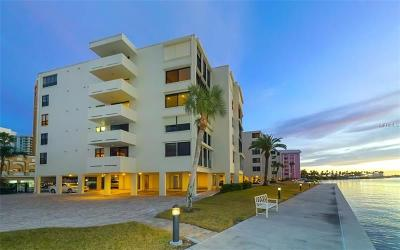 Lakewood Ranch, Lakewood Rch, Lakewood Rn, Longboat Key, Sarasota, University Park, University Pk, Longboat, Nokomis, North Venice, Osprey, Siesta Key, Venice Condo For Sale: 101 Sunset Drive #401