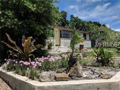 Sarasota Single Family Home For Sale: 811 S School Avenue