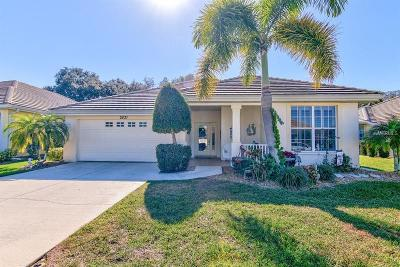 North Port Single Family Home For Sale: 2831 Whispering Pine Lane