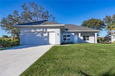 North Port Single Family Home For Sale: 1531 Sareta Terrace