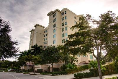Osprey, Nokomis Condo For Sale: 401 N Point Road #503