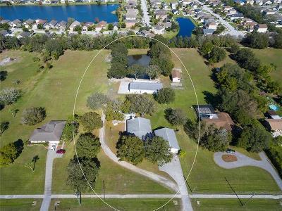 Palmetto Single Family Home For Sale: 5430 69th Street E