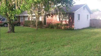 Dade City Single Family Home For Sale: 13944 1st Street