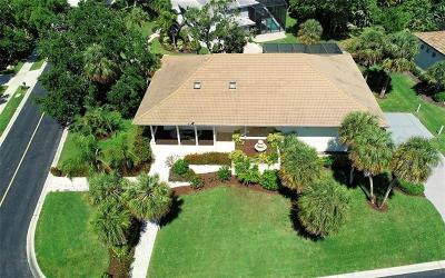 Longboat Key Single Family Home For Sale: 3261 Bayou Road