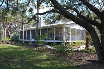 Sarasota Single Family Home For Sale: 15150 Leeann Road