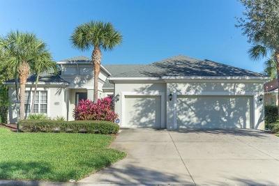 Bradenton Single Family Home For Sale: 8807 17th Avenue Circle NW