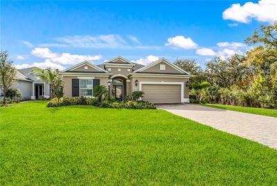 Sarasota Single Family Home For Sale: 3808 Woodcliff Lake Terrace
