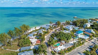 Anna Maria Single Family Home For Sale: 827 N Shore Drive